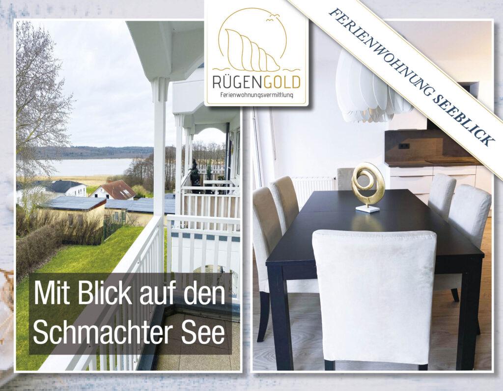 RügenGold Ferienwohnung Seeblick Binz